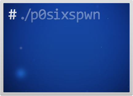 p0sixpwn jailbreak for iOS 6.1