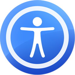 Accessibility feature called Assistive Devices in Mac OS X