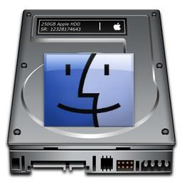 Defrag a Mac drive