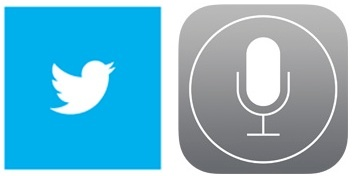 Get Twitter details on a topic with Siri