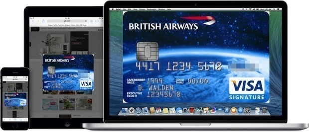 iCloud keychain syncs credit card data everywhere between Macs and iOS