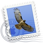 Mail icon for Mac OS X
