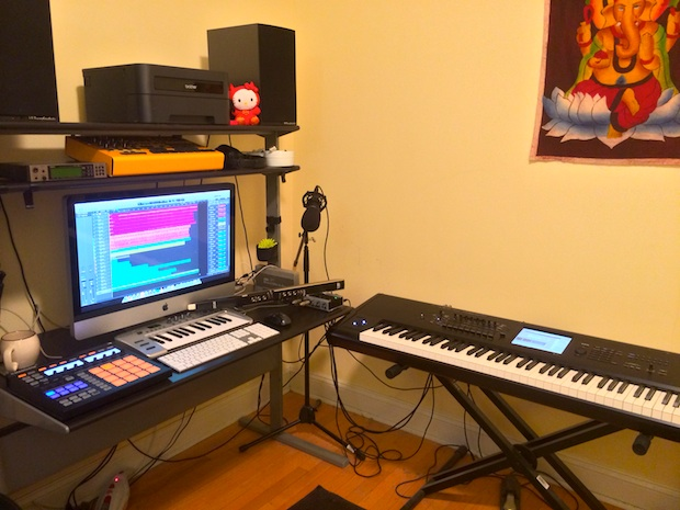 music-studio-imac