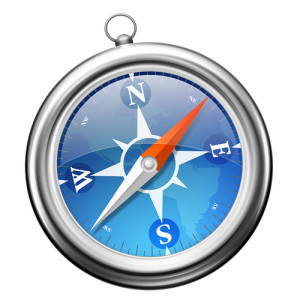 Safari icon for Mac