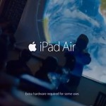 Verse Apple iPad commercials