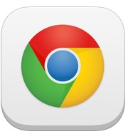 Chrome in iOS