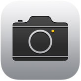 Take a silent picture with the iOS Camera