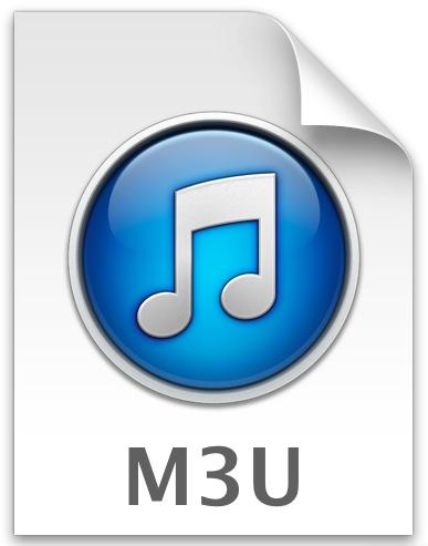 M3U file
