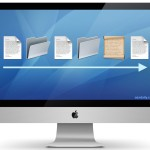 Watch file download progress in Mac OS X