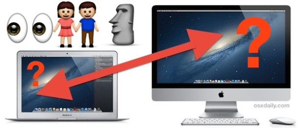 See what users are connected to a Mac