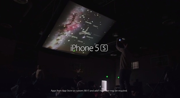 "Apple ad called ""Powerful"" for iPhone 5s"