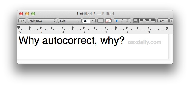 disable-autocorrect-textedit-mac