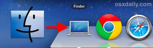 Change the Finder Dock icon in Mac O SX