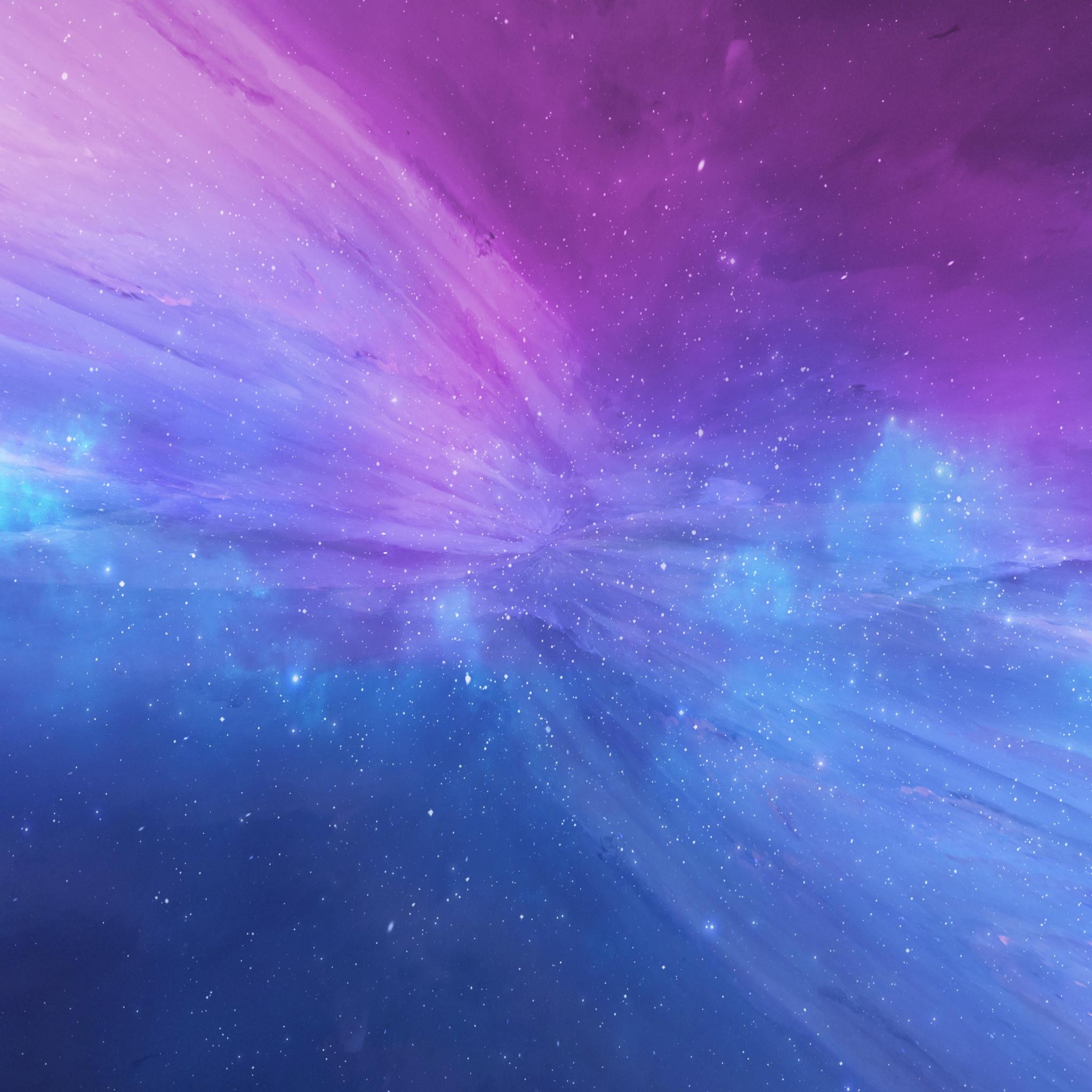 spaced out indigo