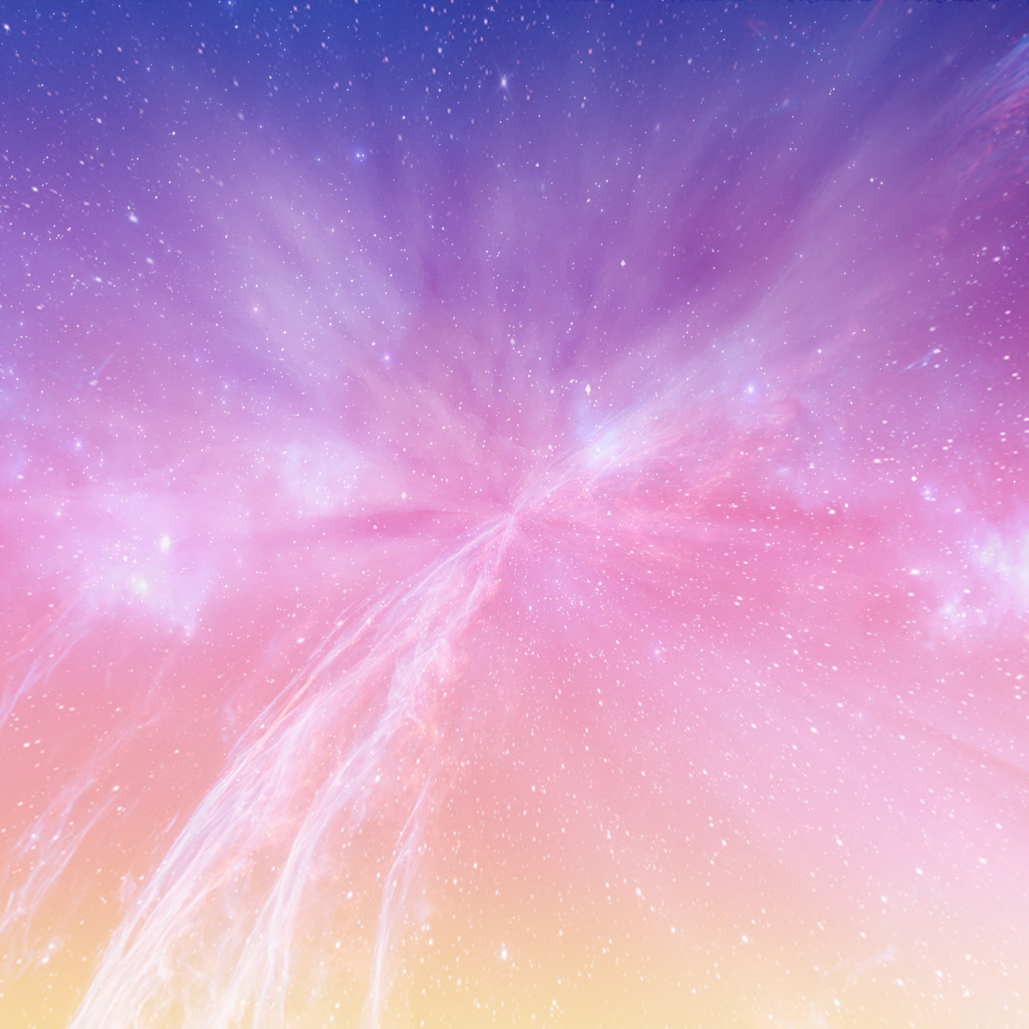 9 Wildly Colored Galactic Hd Wallpapers At 2048 2048 Resolution Osxdaily