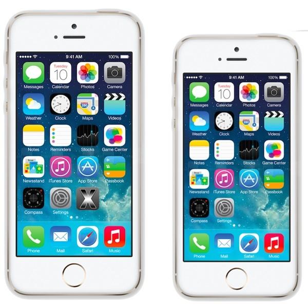 Big screen iPhones