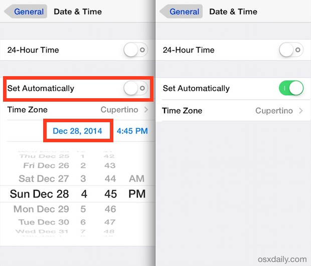how to change the date on iphone iphone date and time gallery 7608
