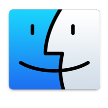 finder icon sizes