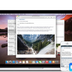 Handoff is part of Continuity in iOS and OS X