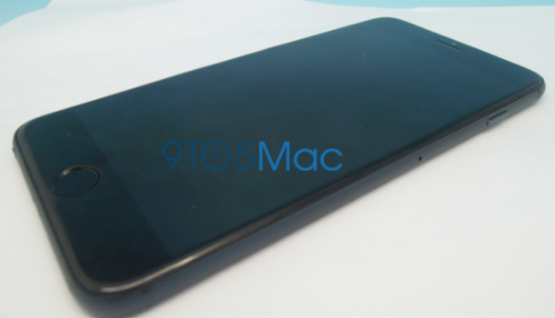 iPhone 6 mockup from 9to5mac