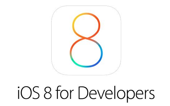 iOS 8 beta 1
