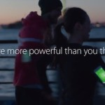 "iPhone 5S fitness ad ""Strength"""
