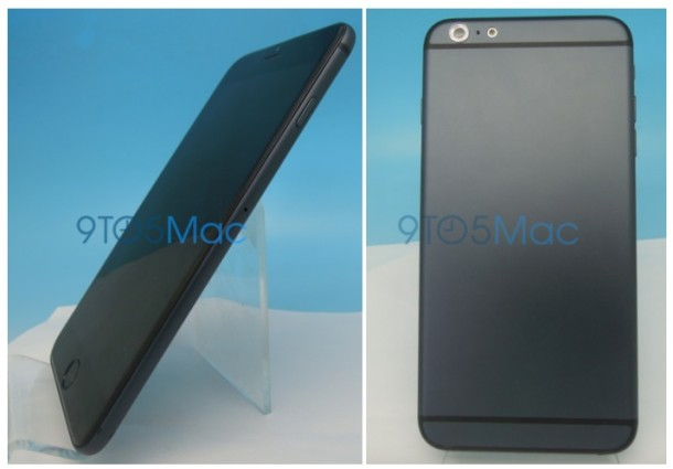 "iPhone 6 dummy units said to look like the 5.5"" model"
