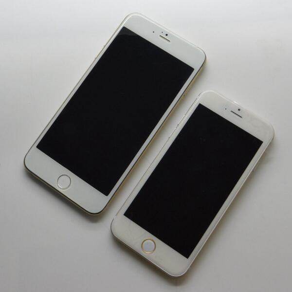 iPhone 6 dummy mockup gives a look at what the phone may look like