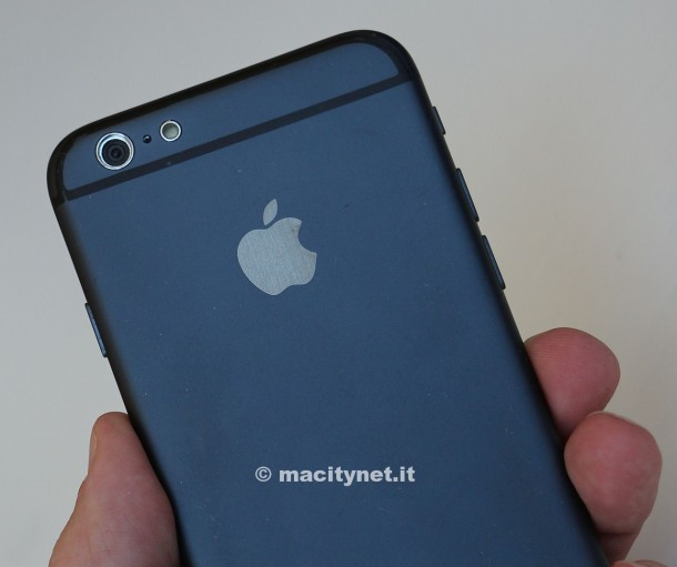 iPhone 6 mockup from MacyNetIt and MacRumors