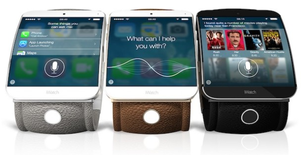 iWatch Concept from 9to5