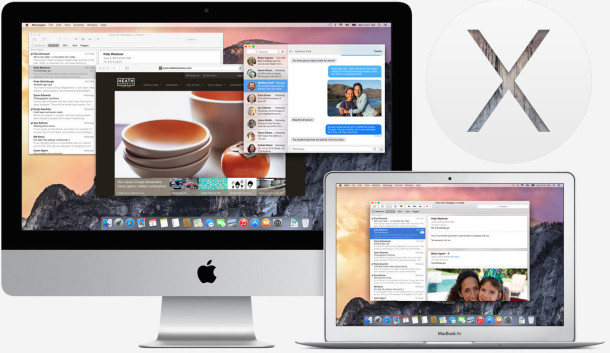 OS X Yosemite Compatible Macs List