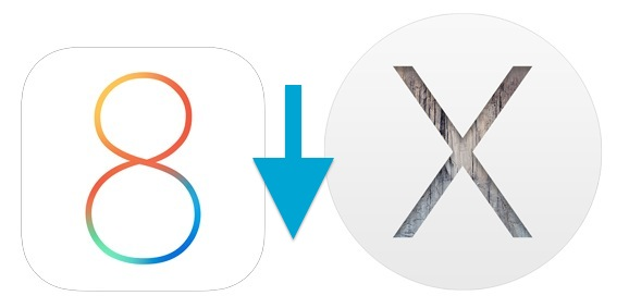 OS X Yosemite Developer Preview 1 and iOS 8 Beta 1 downloads now available