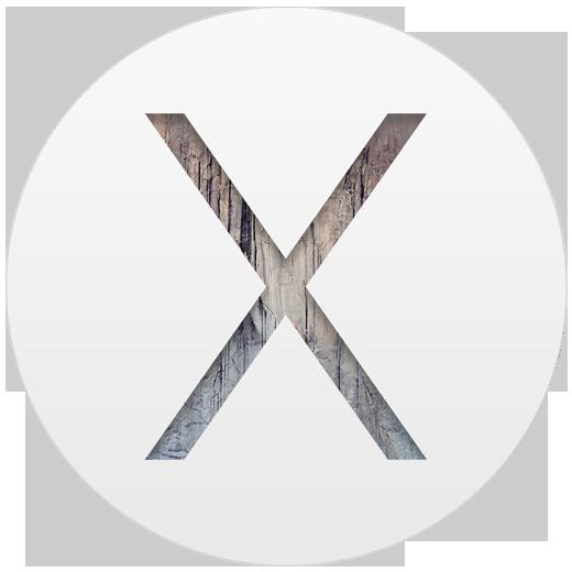 OS X Yosemite logo