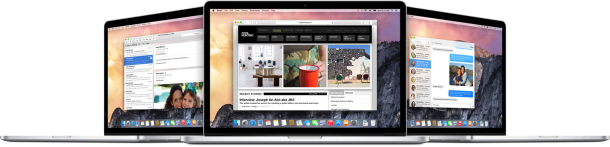 OS X Yosemite supported Macs