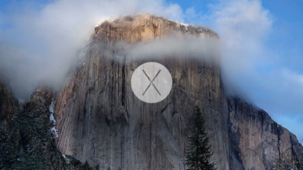 OS X Yosemite 10.10.4 Update