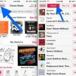 Check iTunes Radio Listening History