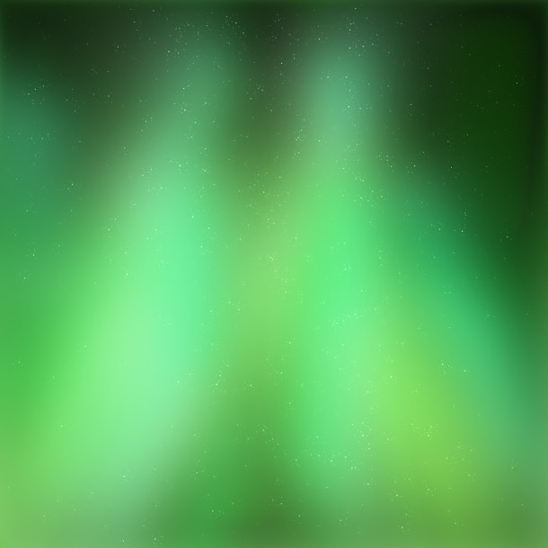green-aurora-wallpaper