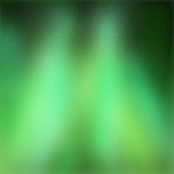 green-aurora-wallpaper