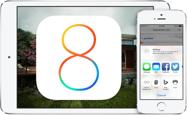 iOS 8.3 final available to update