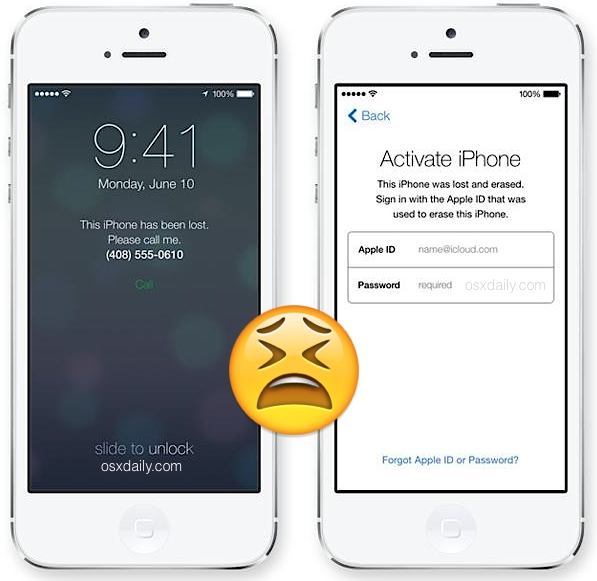 How To Turn Off iPhone Activation Lock Remotely