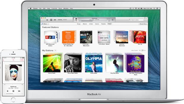 iTunes 11.3