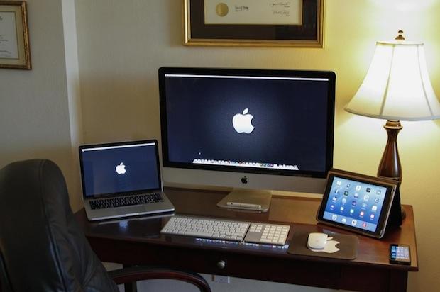 Mac setup of a Rehab Director and Assistant Professor