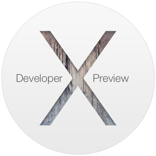 OS X Yosemite Developer Preview 5