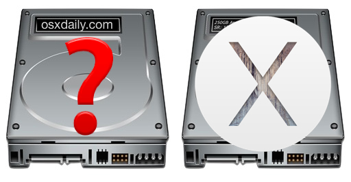 OS X Yosemite and a Missing Mavericks partition