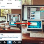 Zooming into Instagram photos with an iPhone trick