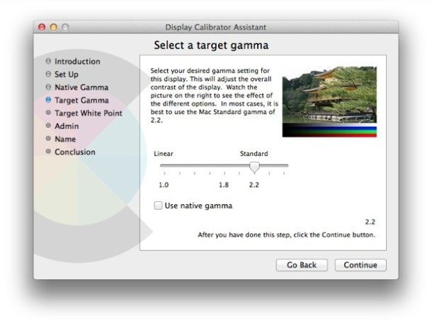 how to change display picture on mac