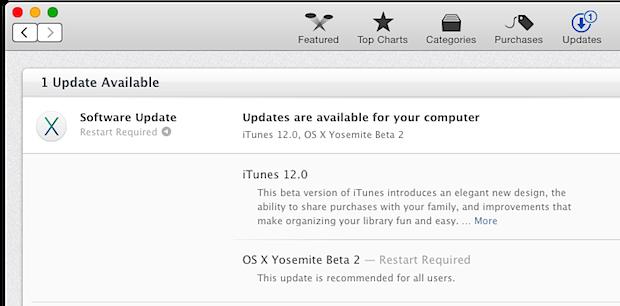 OS X Yosemite Public Beta 2