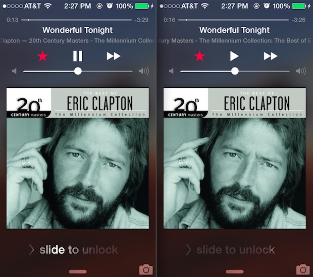 Pause music on the iPhone and iPod touch by pulling out audio cord