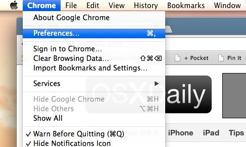 preferences-google-chrome