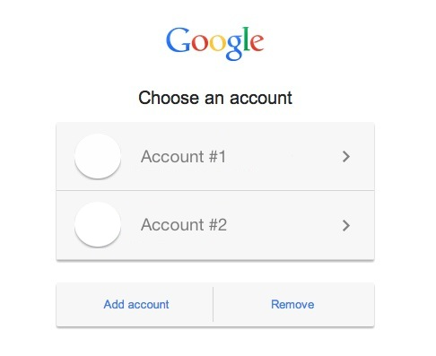 Set the Default Google Account for Multiple Gmail Account Users | OSXDaily